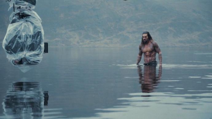 导演温子仁说:拍摄《海王》真的很难很难