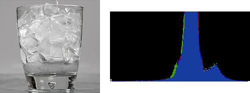 RED 摄影机的曝光:机内柱状图工具