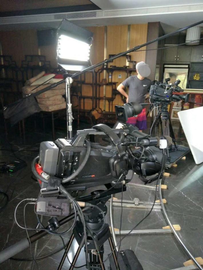 海南影视器材灯光宣传片活动拍摄