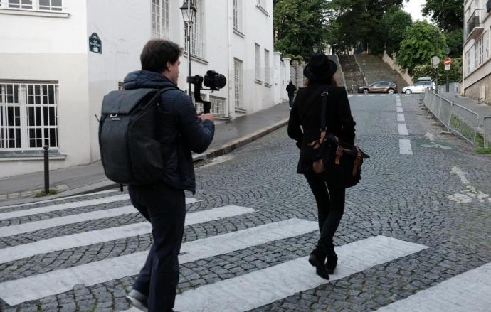星云5100海外纪录片丨摄影师Mary的浪漫城镇