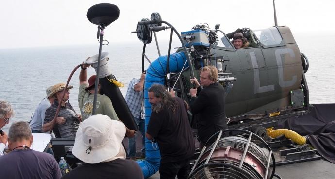《敦刻尔克》拍摄揭秘,看诺兰如何玩转IMAX胶片