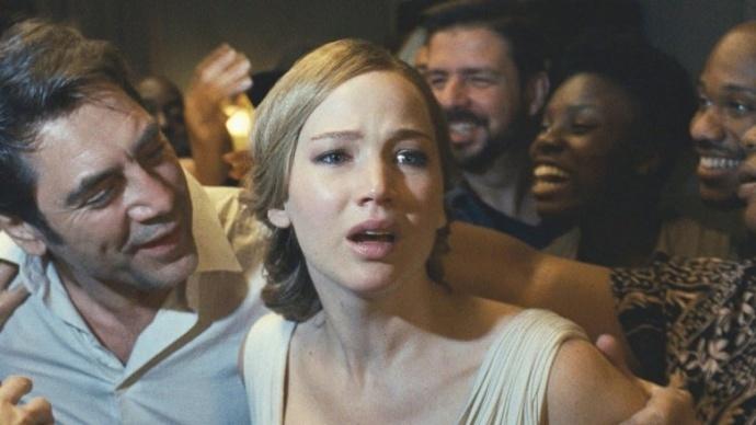 烂番茄上新鲜度93%的《母亲!》,首映后大部分人说它烂