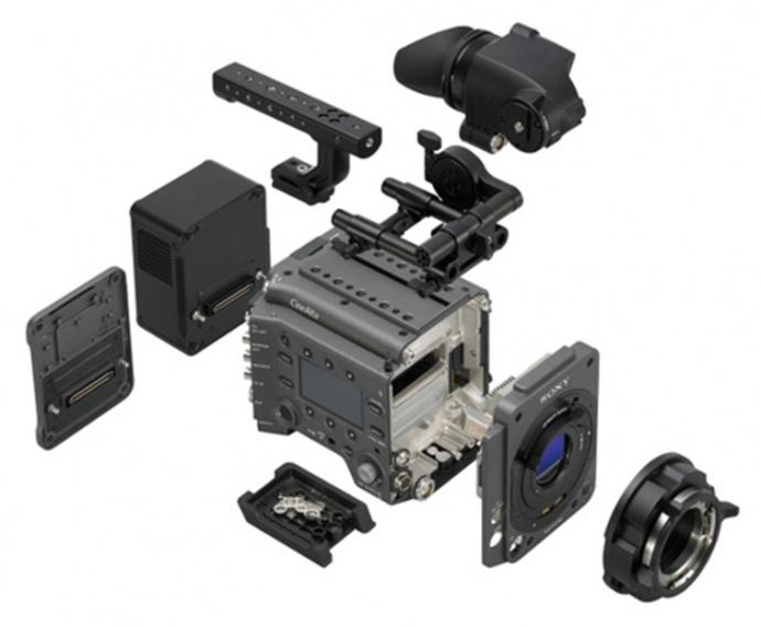 索尼发布顶级CineAlta全画幅6K VENICE,传售价37000欧
