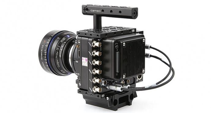 这是一款专为狭小空间拍摄而生的Phantom高速摄影机