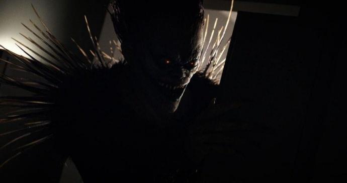 """""""神漫画""""《死亡笔记》美国版电影即将上线!看摄影指导大卫·塔特萨尔如何打造阴暗场面!"""