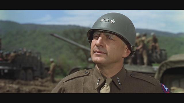 推荐影片:《巴顿将军》!一部史诗式传记片!