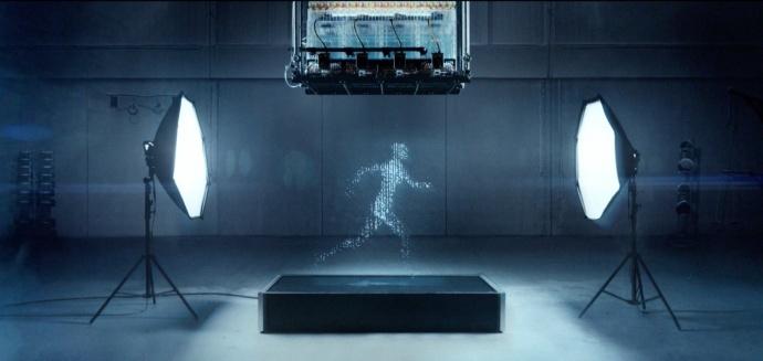 跪了!这广告把水滴拍了成运动的活人,制作过程更了不得!创意46期