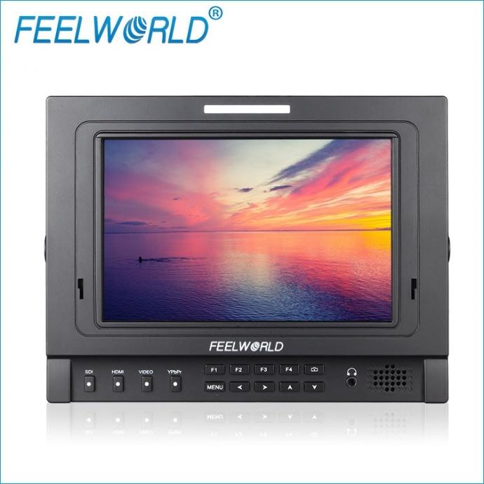 富威德FW1D/S/O 富威德7寸高清SDI/HDMI专业监视器 单反相机摄影器材 导演专业高清彩色液晶监视器辅助对焦、直方图