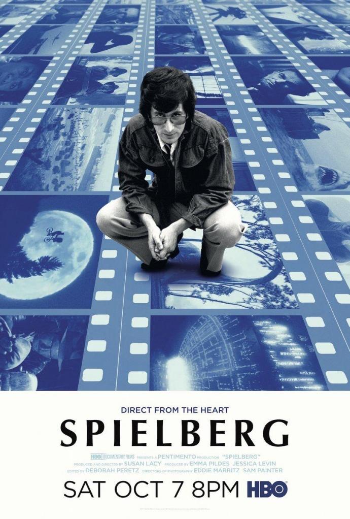 HBO拍了部斯皮尔伯克的纪录片,访谈阵容强大,值得期待