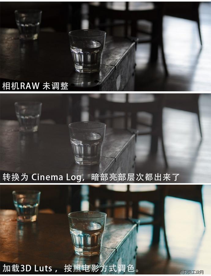 RAW TO LOG,让你的照片拥有电影工业级别的调色方法