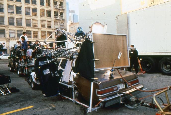 制作《七宗罪》!DP讲述如何拍摄影史经典 | 案例解析66期
