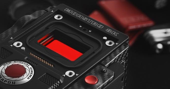 RED发布最新全画幅感光器 MONSTRO 8K VV