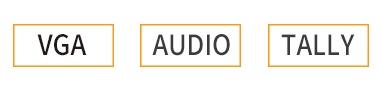 视瑞特SEETEC 17.3寸4K广播级导演监视器UHD 3840X2160 四路HDMI输入3G-SDI输入环出的超高清分辨率广播级监视器 四画面分割显示 4K173-9HSD