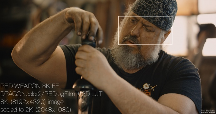 拍摄一把大马士革剑的锻造过程需要解决哪些问题?