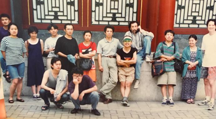 林韬:一个艺术家的电影之旅