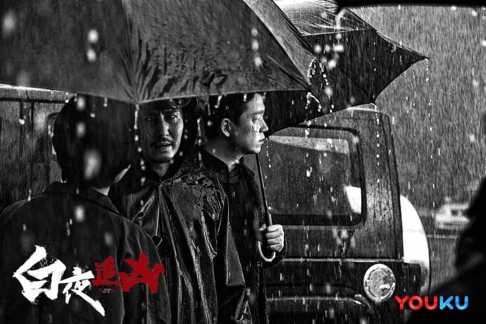 潘粤明VS潘粤暗,《白夜追凶》如何打造一个镜头下的两张脸 | 网剧制作4期