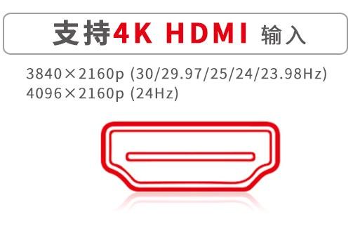 能控制佳能相机的监视器 富威德CN7 7寸4K摄影摇臂监视器 带HDMI输入 控制佳能单反相机