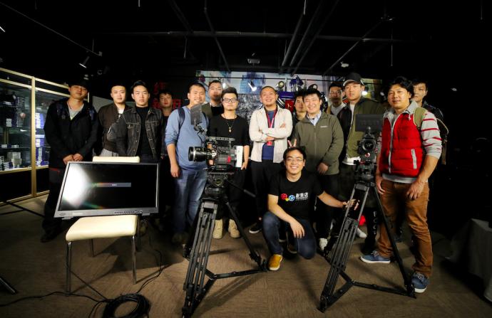 加入拍片学院校友会,RED大中华区技术总监带你玩转8K