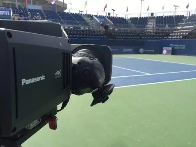 LiveSports使用松下4K多用途箱式摄像机AK-UB300进行远程拍摄