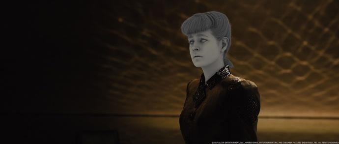从《银翼杀手2049》特效采访看如何还原制作1982年电影中的人物