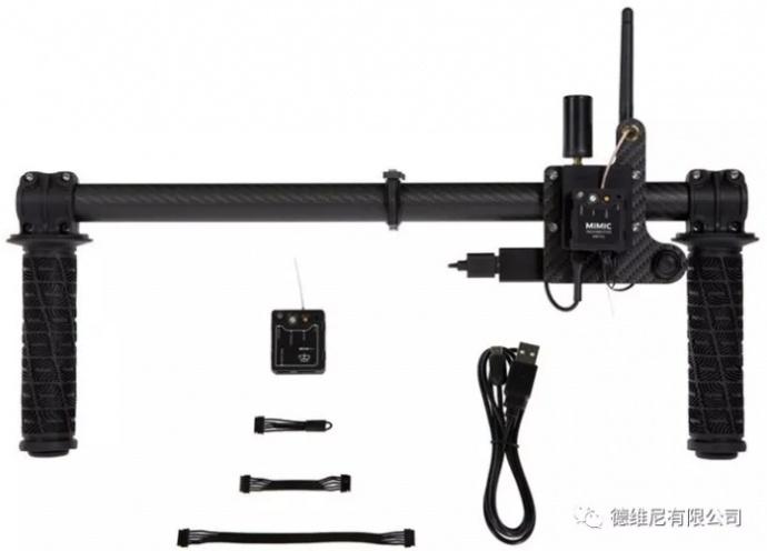 美国 Freefly Mimic体感操控器 Freefly Movi Pro MōVI M15 M10手持云台稳定器专用体感遥控器