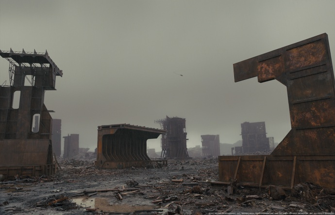 《银翼杀手2049》Framestore特效总监Richard Hoover采访