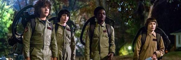 《怪奇物语2》致敬多部怪奇电影,今年万圣节它们陪你过!