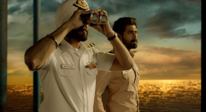 印度电影《加齐号的攻击》采用达芬奇进行调色