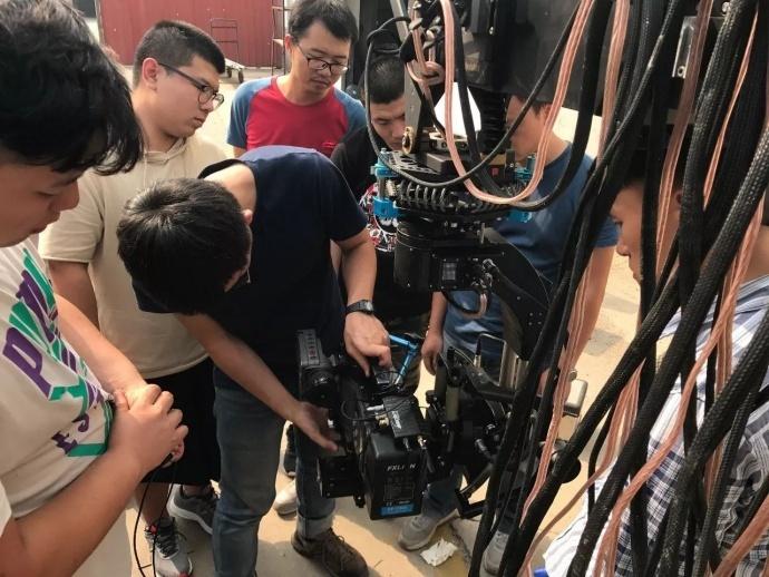 影视招募 | 预科班(摄影 灯光 机械 全实战)开课