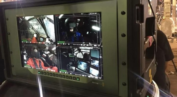 美国机器人公司采用BMCC和URSA Mini 4.6K拍摄精彩网络系列片