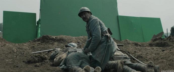 看特效总监兼二组导演如何还原一战时期的场景