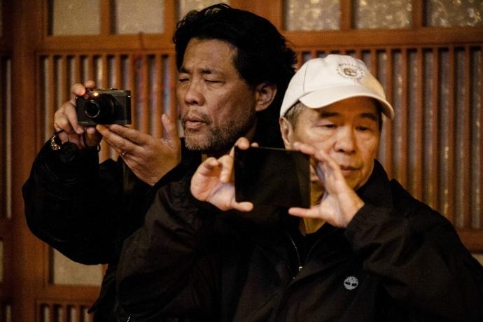 李屏宾: 摄影师是电影灵魂的捕捉者,不能只剩下开机、关机