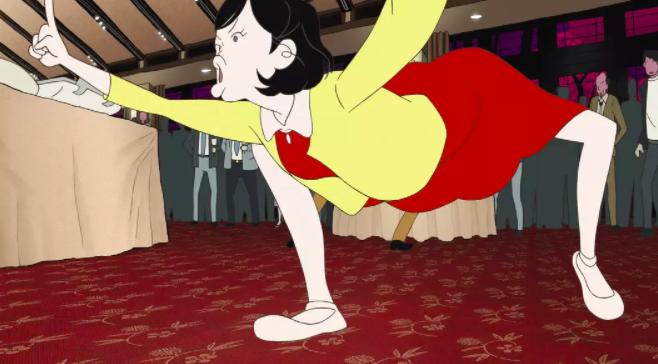 【一周推片】第2期:《春宵苦短,少女前进吧!》宫崎骏说他是百年动画天才