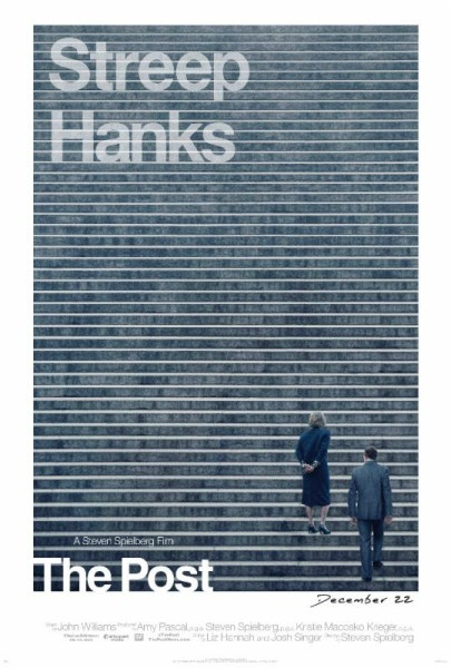 斯皮尔伯格新片《华盛顿邮报》首发预告,汉克斯与梅姨首次联手出演