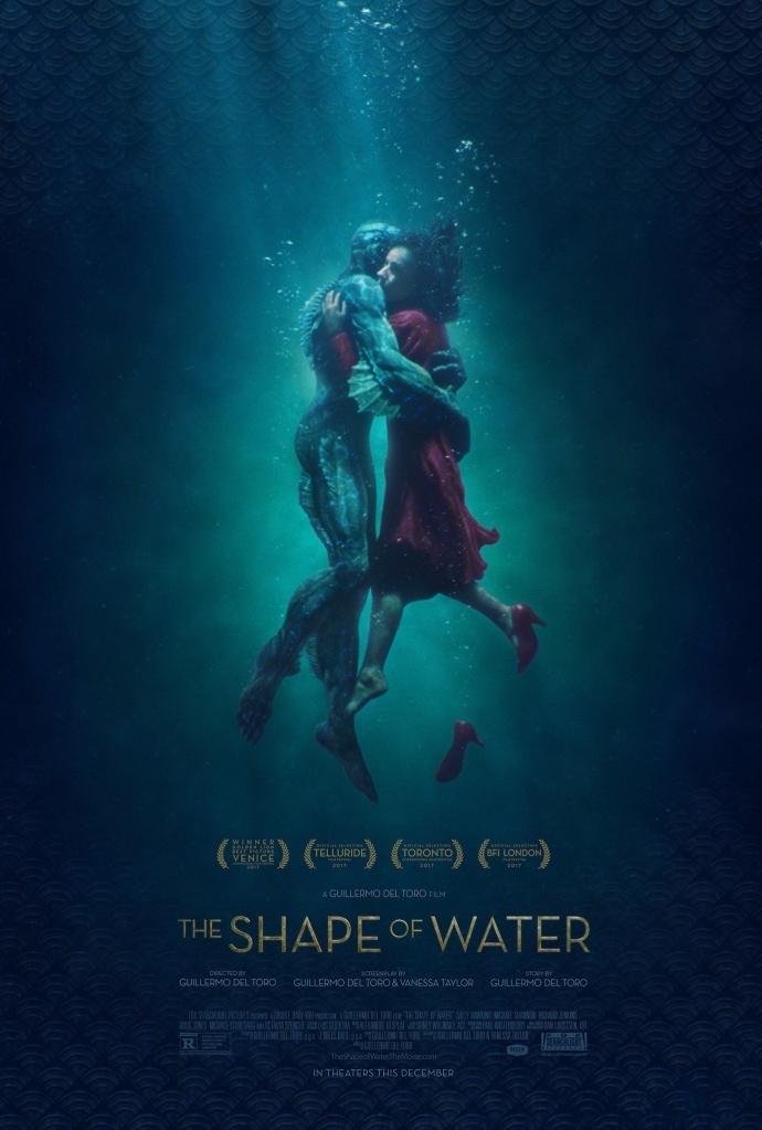 《水形物语》发布终极预告,展现血腥镜头和恐怖氛围