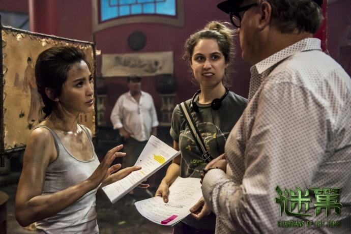 《哈利·波特》特效团队构建《谜巢》世界 吴尊:太可怕,不敢给女儿看