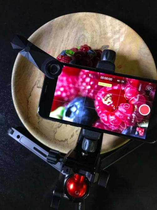iPhone X最新拍出的视频,证明了它是噱头?还是真牛X!