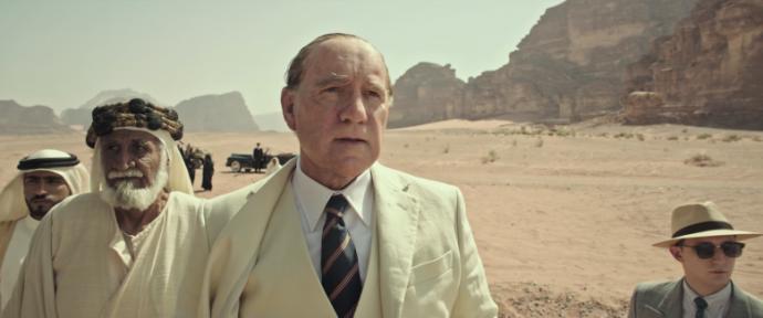 莱德利·斯科特怎样在六个星期之内拍完《金钱世界》中凯文·史派西被替换掉的部分