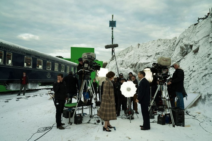 看一部少一部的65mm胶片拍摄!看《东方快车谋杀案》如何打造电影体验感