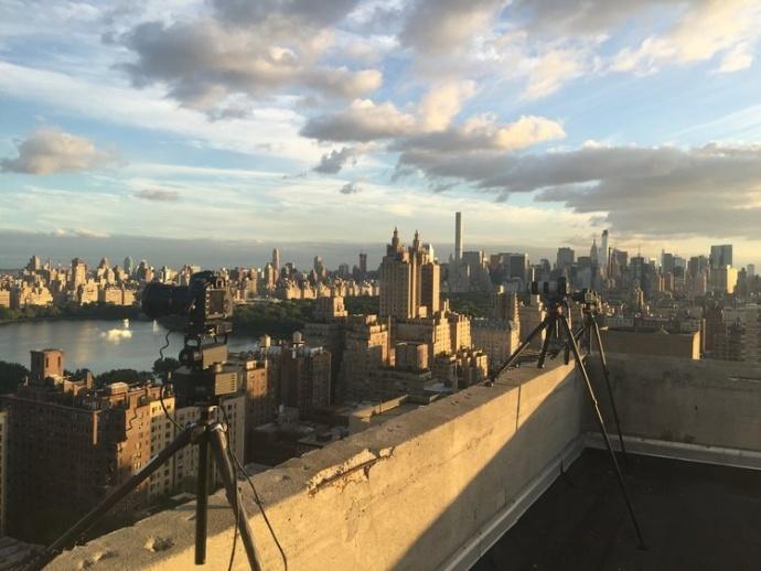16074公里、352小时、232,000张照片,成就纽约最创意延时
