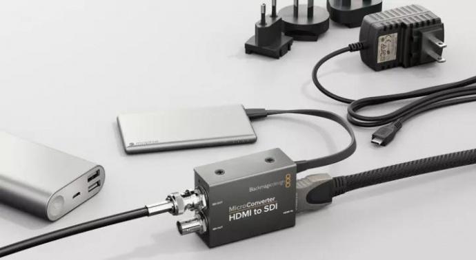 Blackmagic Design发布价格更低的USB供电微型转换器!