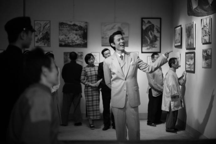 最文艺的片子悄悄上映,就用一只50年代库克镜头拍摄【摄影师专访46期】