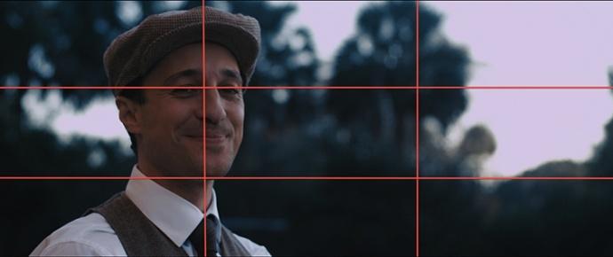 回归基础:为了让画面更有美感,学学电影制作中的三分法构图