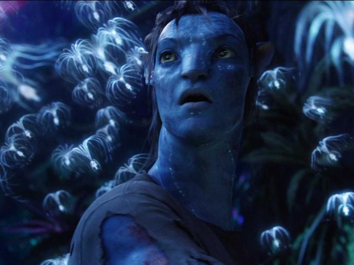 卡梅隆谈《阿凡达》续集系列:前无古人的水中动作捕捉让他也发愁