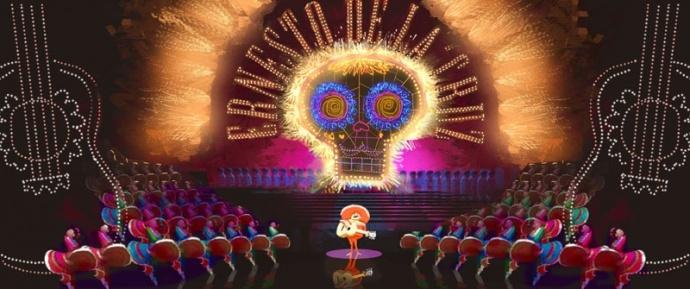 梦幻又欢乐!《寻梦环游记》概念图与形象设计图欣赏