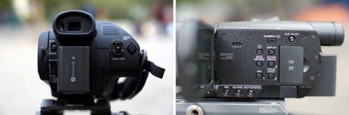 小而大用——索尼FDR-AX700 4K HDR便携式摄像机使用有感