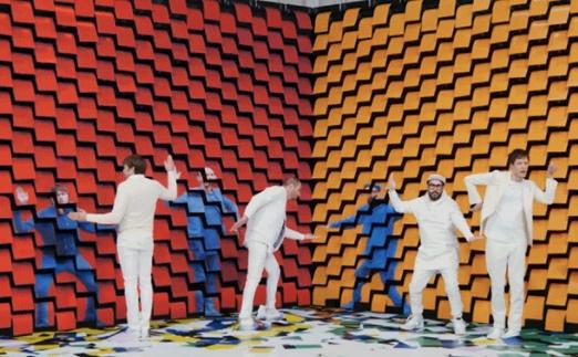 """OK Go最新3D动画MV,简直是""""世界第一纸影像"""""""
