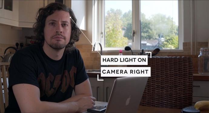 如何在明亮的窗户前正确地曝光