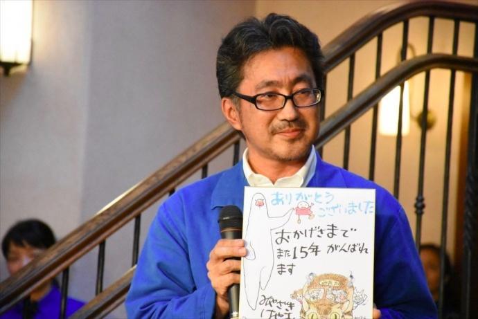 吉卜力九年来第一次高层大换血,全都是为了宫崎骏的这部新作!