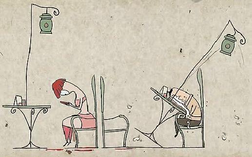 国产动画短片超棒!中央美术学院《低头人生》入围奥斯卡最佳短片!